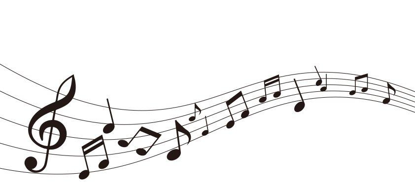 音符の写真