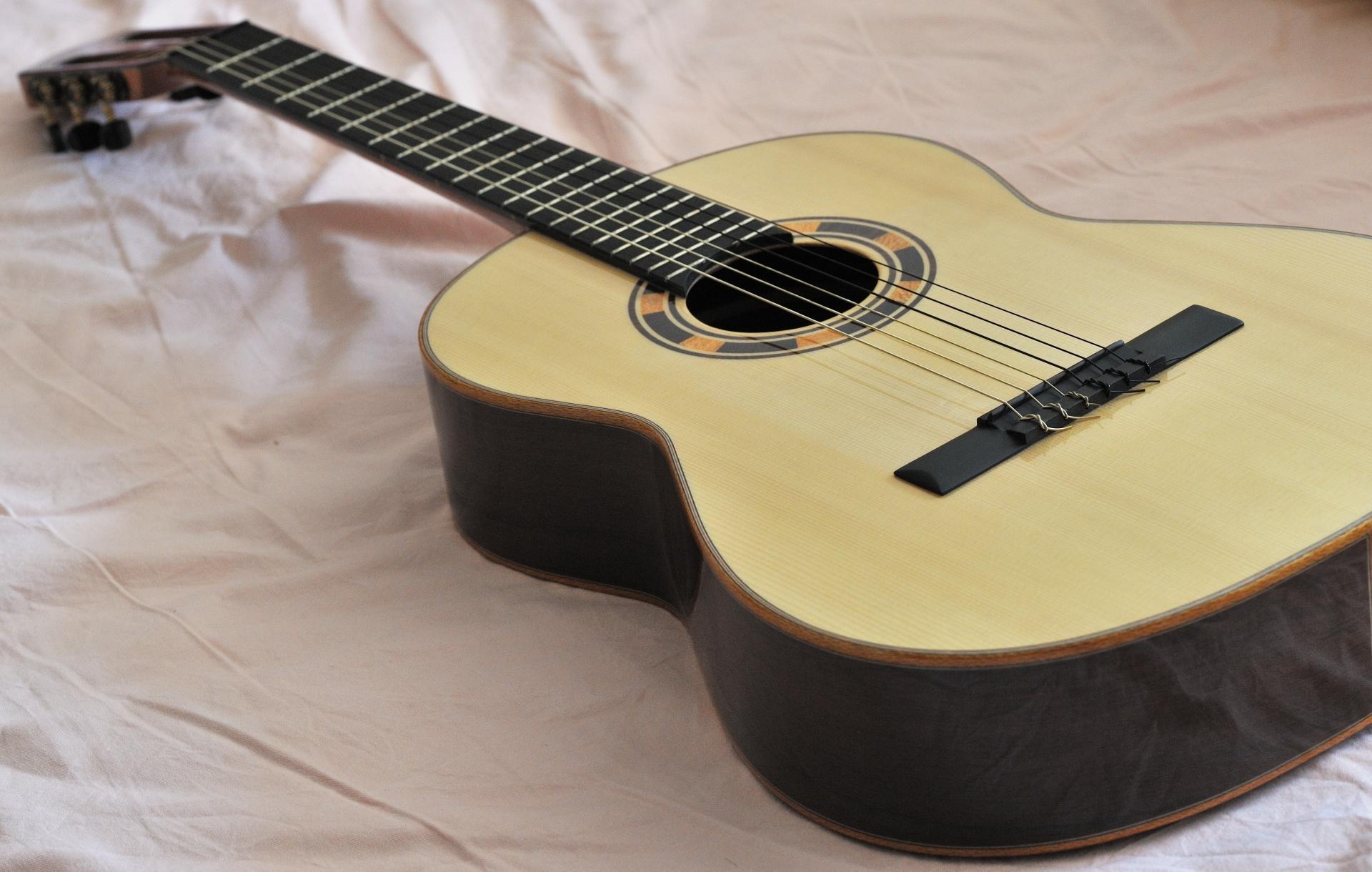 クラシックギターの写真